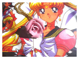Sailor Jupiter's Necklace by Silly-Thing