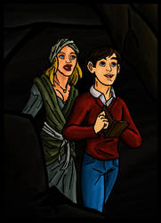Subterranean Soulmates by ArchiCrash