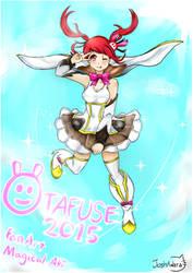 Otafuse Mascot by joshiwara