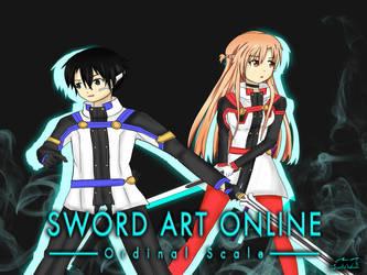 Sword Art Online by joshiwara