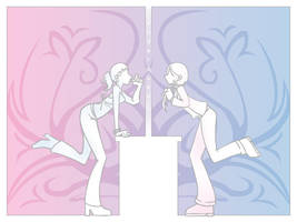 Genderqueer: The Bigender Girl by anibunny