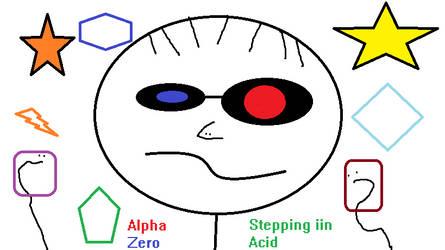 Stepping iin Acid by ZeroFighter99