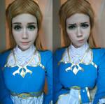 Zelda selfie by AnastasiaKomori
