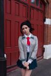 Yaoyorozu Momo by AnastasiaKomori