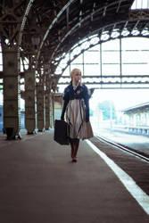 Violet Evergarden by AnastasiaKomori