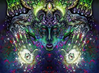 Spirit of Psytrance by Tallis