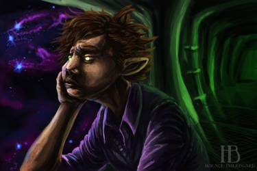 When did space get boring? by Horace-Bulregard