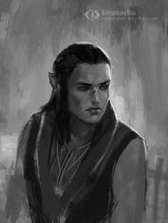 Cedric by IcedWingsArt