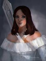 Therawyn by IcedWingsArt