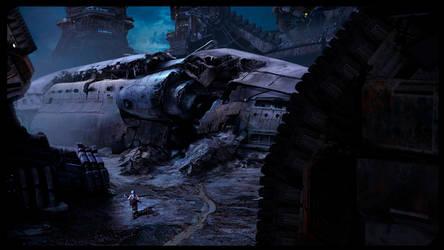 Crash Site VIDEO by AldoMartinezC