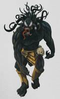 Venom - Predator by Nikrstic