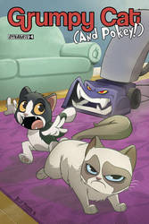 Grumpy Cat Cover #4 by Bloodzilla-Billy