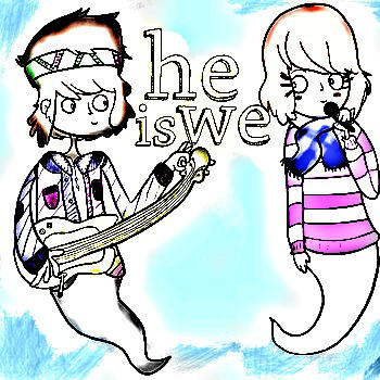He is We by Avey-Cee
