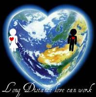 Love across the world by Avey-Cee