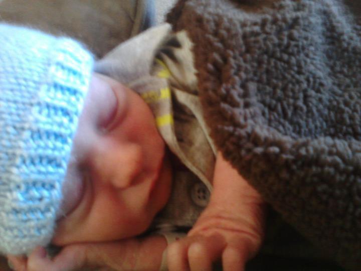 Nicholas all snugly by Avey-Cee