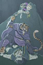 Critical Role rakshasa attack final by Takayuuki