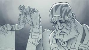 Critical Role Sad Grog by Takayuuki