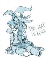 Critical Role vex hat returns by Takayuuki