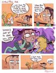 Critical Role - COMIC Beau and Kiki vs Kids by Takayuuki