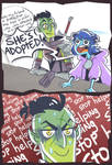 Critical Role - Lvl 2 Persuasion by Takayuuki