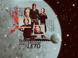 Jared Leto by ninevolt-heart