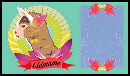 Llamame - PERU by ninevolt-heart