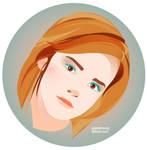 Emma Watson by ninevolt-heart