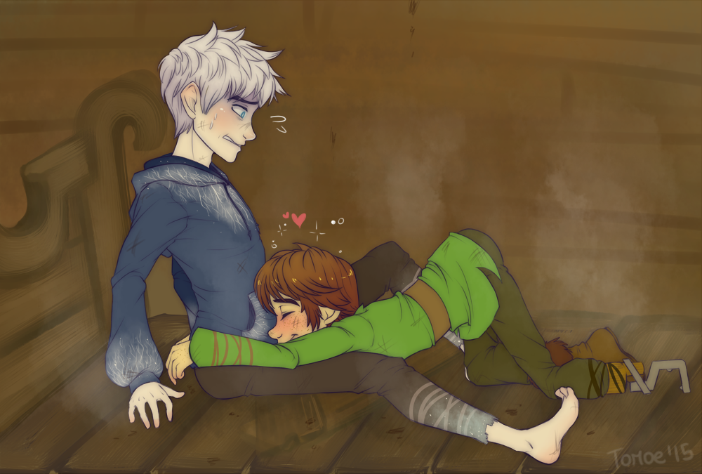 Roleplay On Jack-Frost-X-Hiccup