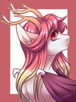 .Pony Commission: Quimey. by Kikuri-Tan
