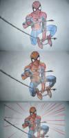 Spiderman para T! by Ezequielmercado