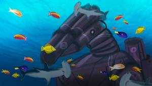 Underwater robot by Ezequielmercado