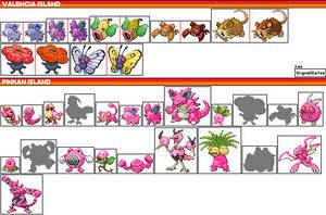 Special Pokemon Sprites II by Lakitubro101