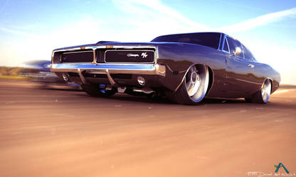 Charger 1969 #2 by TTF777