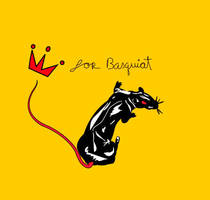 For Basquiat by fonsecafelipe