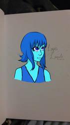 Lapis Lazuli by roxaslawliet