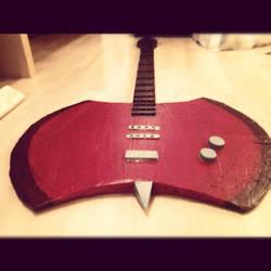 Attempted Ax Bass by xxhopelessromantic