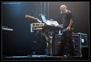 Dream Theater - Warsaw 19 by grablesky