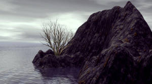 Landscape 46 Background by Lil-Mz