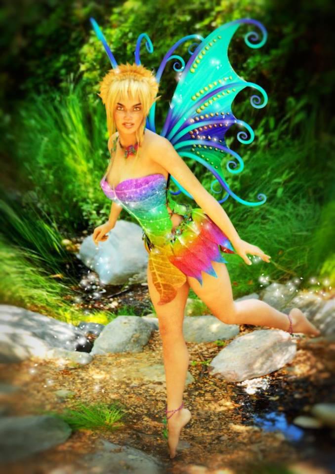 RainbowFairy LMB by Lil-Mz