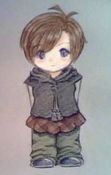 Me: Chibi by Azuriia