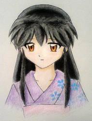 Kiku by Azuriia