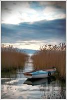 Lake Ohrid IV by jonybravo