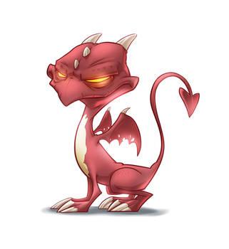 Dragon by madebydori
