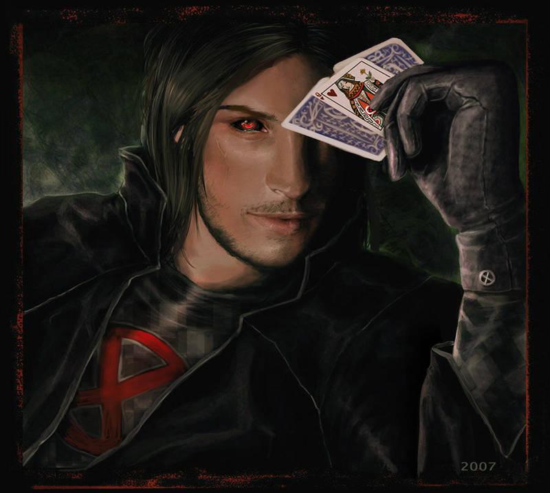 Gambit by IvannaMatilla