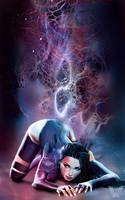 Psylocke - Insane Butterfly by IvannaMatilla