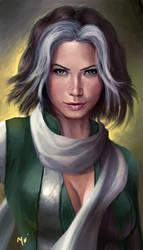 Rogue X Woman by IvannaMatilla