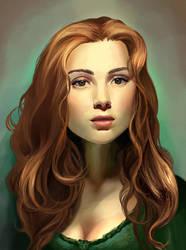 Catherine by IvannaMatilla