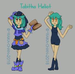 .: RF FC Tabitha Heliot :. by Raika-chan