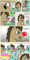Doctor Whooves - From Another World pt 2 by Edowaado