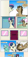 Doctor Whooves - From Another World pt 5 by Edowaado